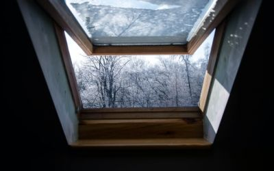 How Does A Skylight Leak Damage The Roof?